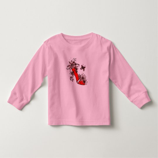 Shoe Toddler T-Shirt