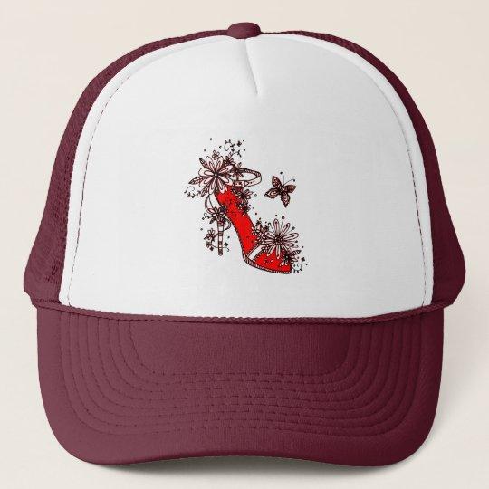 Shoe Trucker Hat