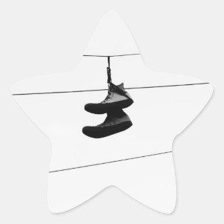 Shoefiti Star Sticker