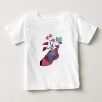 Shoeflowers Baby T-Shirt