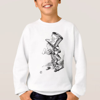 Shoeless Mad Hatter Sweatshirt