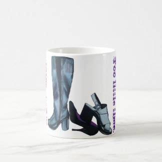 Shoes Boots Heels silly funny art Coffee Mug