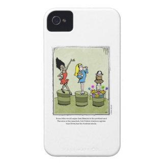 SHOES cartoon by Ellen Elliott Case-Mate iPhone 4 Cases