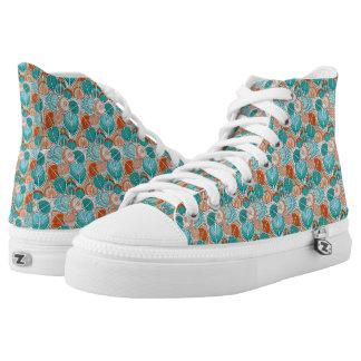 Shoes - designed using monUnique App