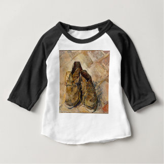 Shoes in Impressionist style Baby T-Shirt
