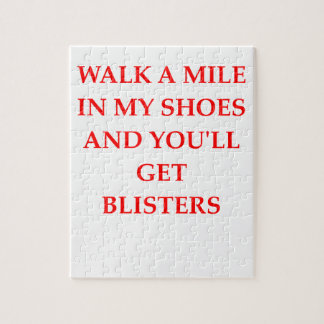 SHOES JIGSAW PUZZLE