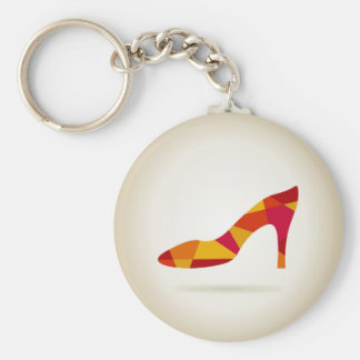 Shoes Key Ring
