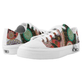Shoes mandala