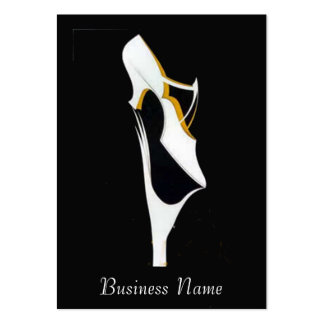 Shoes Sales Business Card Business Cards