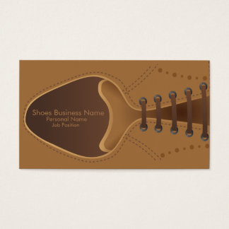 Shoes Store Shop Business Business Card