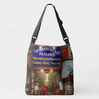 Shoeshine - The Grand Palace Parlors 1922 Crossbody Bag