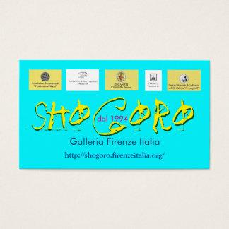 shogoro business card