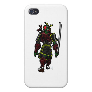 Shogun Zombie Covers For iPhone 4
