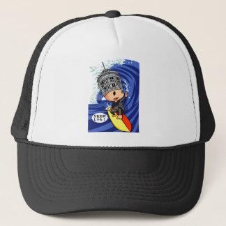 Shonan large Wednesday boy English story Shonan Trucker Hat