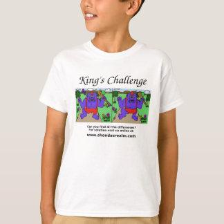 Shonda's Realm King's Challenge T-Shirt