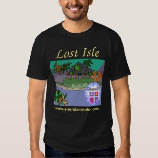 Shonda's Realm Lost Isle T-Shirt Dark