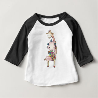 Shoo the musician baby T-Shirt