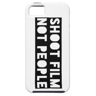 Shoot Film, Not People! Case For The iPhone 5