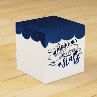 Shoot for the Moon Favour Box