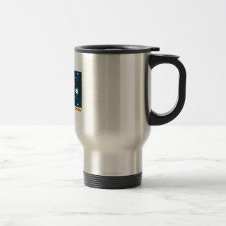 Shoot For The Stars! Stainless Steel Travel Mug