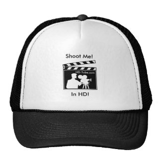 Shoot Me! Hat - Customized