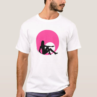Shoot pink T-Shirt