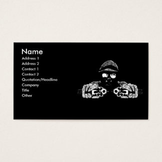 Shooter Profile Card