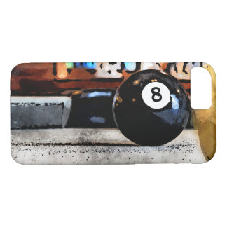 Shooting For The Eight Ball iPhone 8/7 Case