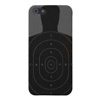 Shooting Range Target iPhone 4 Case