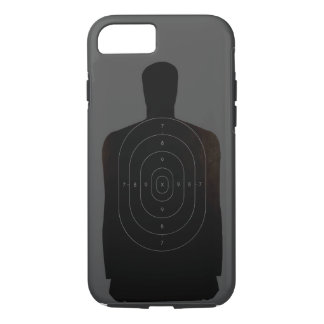 Shooting Range Target iPhone 7 case