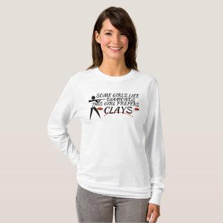 Shooting Shirts for Girls