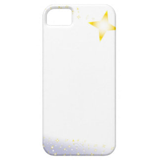Shooting Star Background Case For The iPhone 5