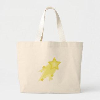 Shooting Star Tote Bag