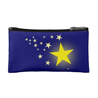 Shooting Star Cosmetic Bags