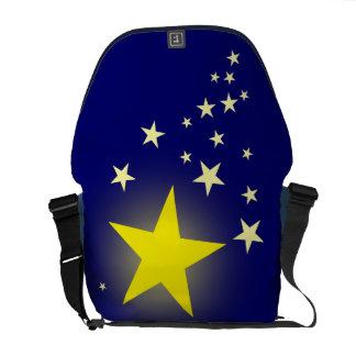 Shooting Star Bag Messenger Bag
