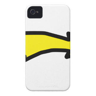 Shooting Star Drawing iPhone 4 Case