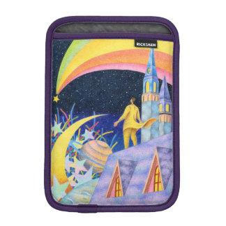 Shooting star iPad mini sleeve