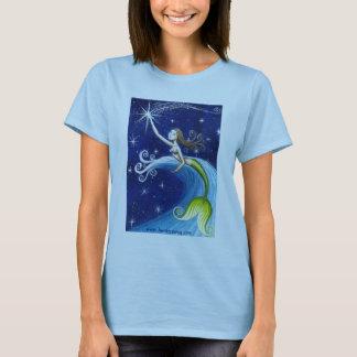 Shooting Star Mermaid T-Shirt
