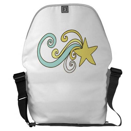 Shooting Star Courier Bag