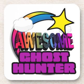 Shooting Star Rainbow Awesome Ghost Hunter Coasters