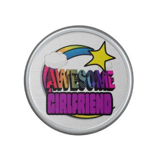 Shooting Star Rainbow Awesome Girlfriend Bluetooth Speaker