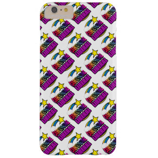 Shooting Star Rainbow Awesome Liberal Barely There iPhone 6 Plus Case