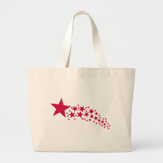 Shooting Stars Canvas Bag