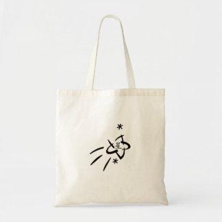 Shooting Stars Budget Tote Bag