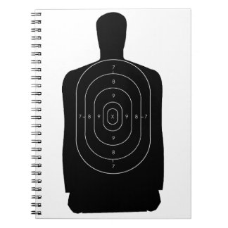 Shooting Target Notebook