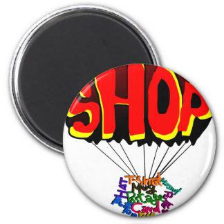 shop 6 cm round magnet
