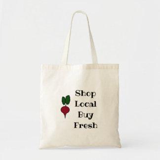 Shop Local Buy Fresh Farmer's Market Tote