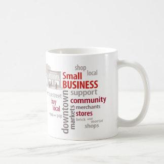 Shop Local, Buy Local, Small Business Mug