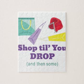 Shop Til Drop Puzzle