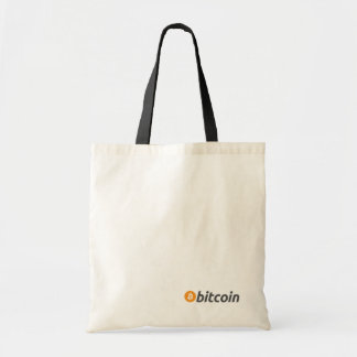 Shop with Bitcoin BTC Tote Bag